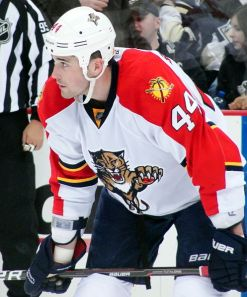 Erik Gudbranson. Photo Source: Michael Miller/ Wikipedia Commons