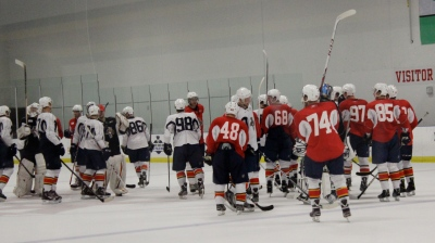 Last day of Development Camp