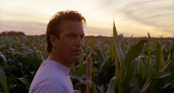 "Kevin Costner in ""Field of Dreams"" (Universal Pictures)"