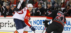 NHL: Florida Panthers at Carolina Hurricanes